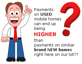 Buy Used Home Inventory - Down East Homes NC