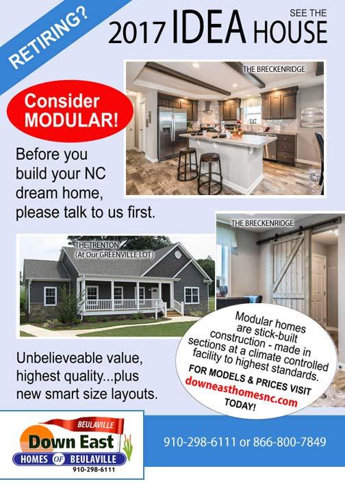 Mobile Home & Modular Home Dealer - Down East Homes of