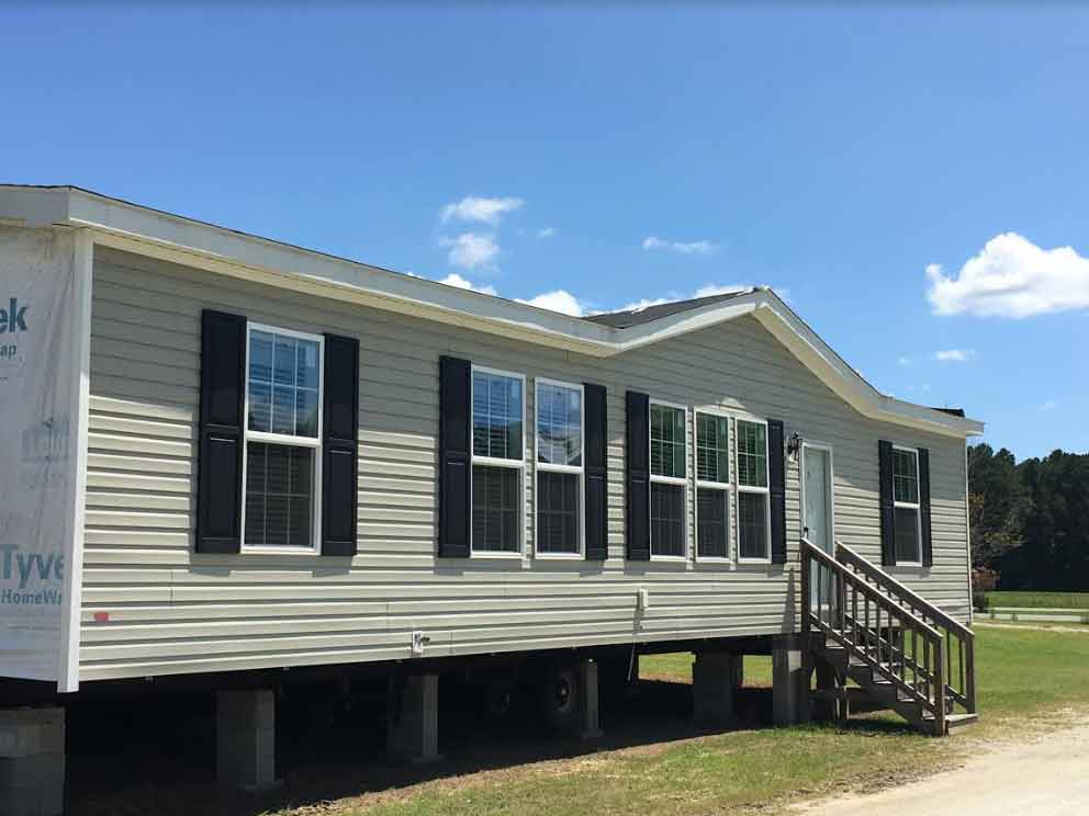 Palmetto 6108 on SALE - Down East Homes Beulaville NC