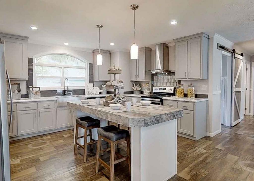 Silver Birch Kitchen