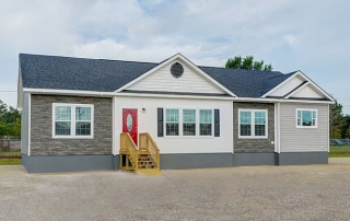 Mountain Ash - Champion Homes modular at Down East Homes of Beulaville NC