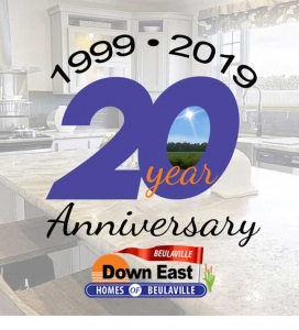 Down East Homes of Beulaville - 20th Anniversary