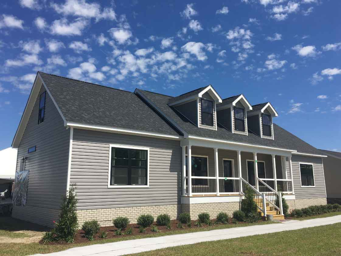 Summit Saddle Modular Down East Homes Of Beulaville Nc