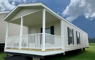 Single Wide 1 bedroom - Down East Homes of Beulaville NC