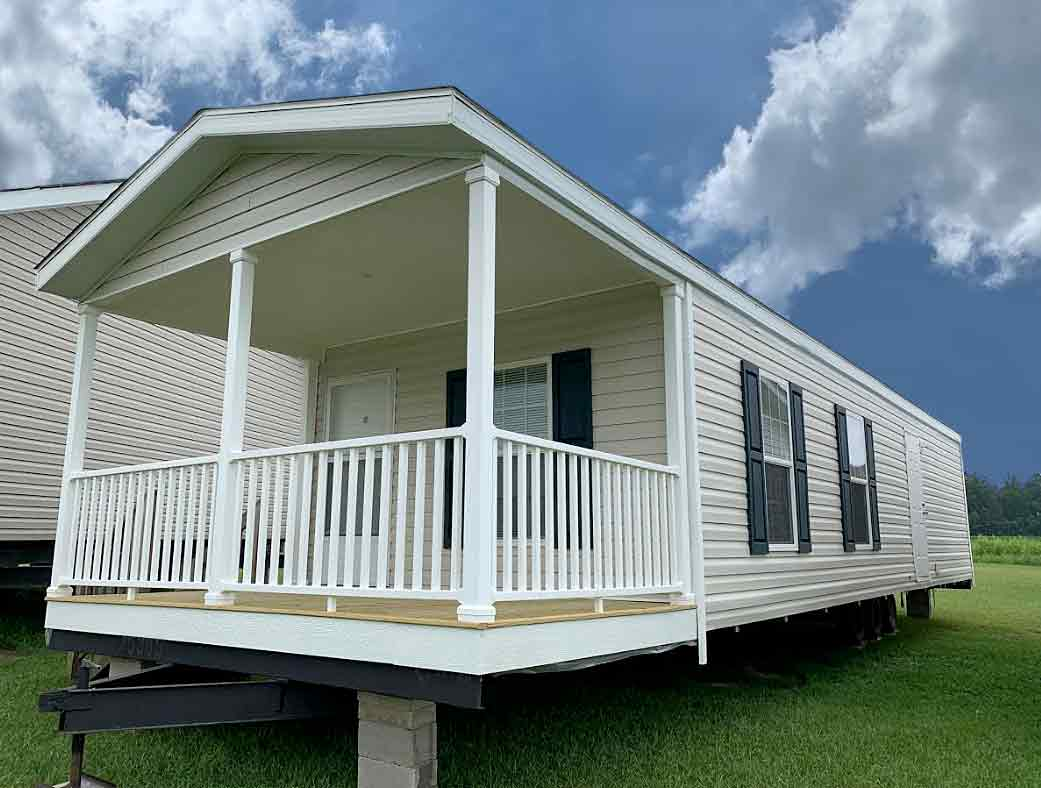 1 bedroom Single Wide - Down East Homes of Beulaville NC