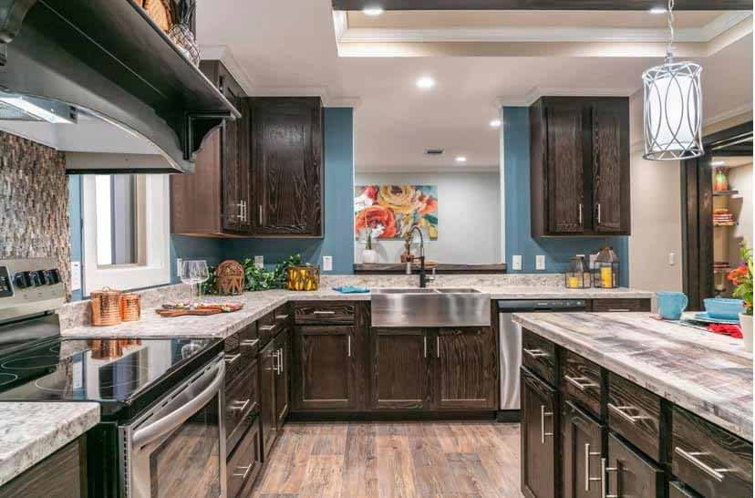 Grayson 4 bedroom kitchen NC