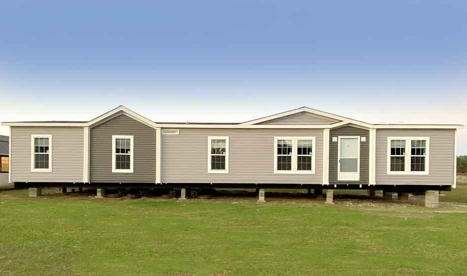 Pegasus 4 Bedroom - Fleetwood Homes NC