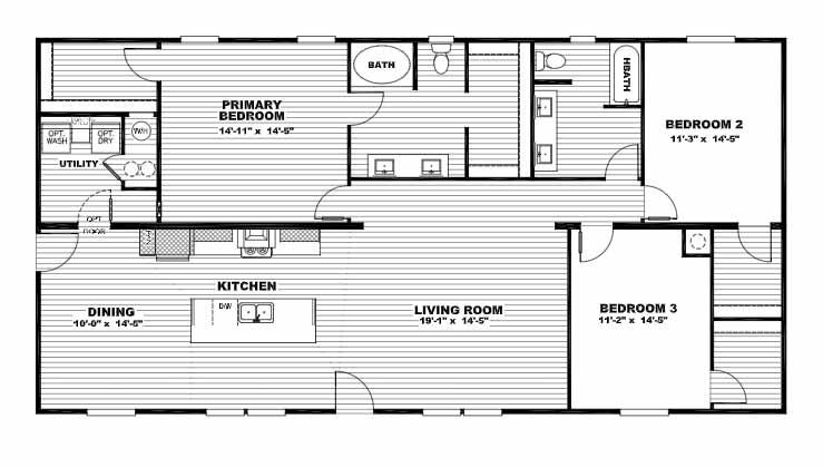 Safari floor plan - Clayton Epic Experience