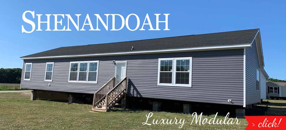 Shenandoah Modular - Champion Homes Beulaville NC